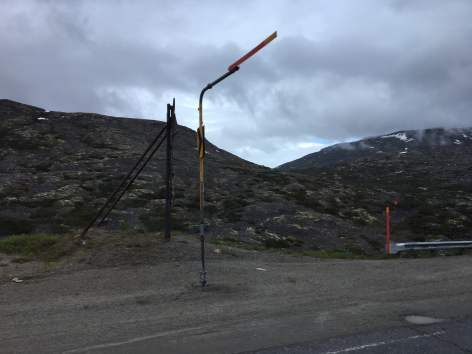 alaska legend wallis plow posts
