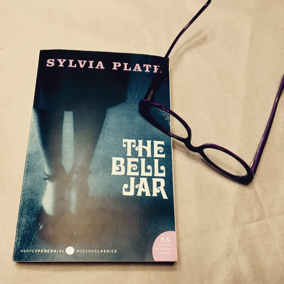 Lifting The Bell Jar
